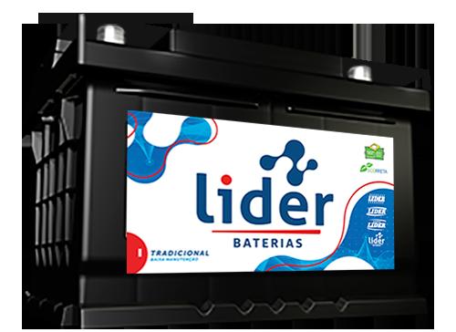 bateria 40ah Lider